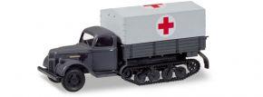herpa 746366 Ford 987 Maultier Sanitätsfahrzeug Militärmodell 1:87 kaufen