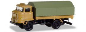 herpa 746540 IFA L60 PlanenLKW Irak Militärmodell 1:87 kaufen