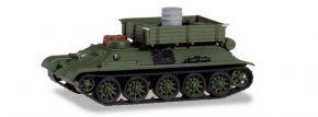 herpa 746557 T-34 Werkstattpanzer Sowjet 1 1943-1955 Militärmodell 1:87 kaufen