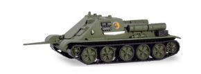 herpa 746618 Panzer BREM SU85 NVA Militärmodell Spur H0 kaufen