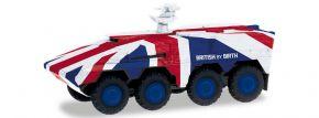 herpa 746748 GTK Boxer British Army Vorführfahrzeug Militärmodell 1:87 kaufen
