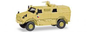 herpa 746779 ATF Dingo2 mit KMW 1530 Tschechien Militärmodell 1:87 kaufen