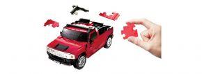 herpa 80657104 3D Puzzle Hummer H2 rot Bausatz 1:32 kaufen