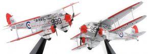 OXFORD 8172DR014 De Havilland DH89 Dominie HG709 Royal Navy Culdrose Flugzeugmodell 1:72