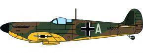 OXFORD 81AC086S Supermarine Spitfire MK.I, Luftwaffe Beuteflugzeug Miniaturmodell 1:72 kaufen
