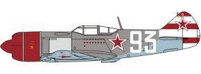 OXFORD 81AC089 Lavochkin LA7  Sergei Federovich 156 Fighter Regiment 1945 Flugzeugmodell 1:72 kaufen
