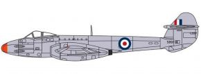 OXFORD 81AC095 Gloster Meteor-5897M Royal Air Force Hednesford Staffs Flugzeugmodell 1:72 kaufen