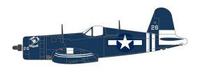 herpa 81AC104 Vought F4U-1D Corsair USMC VMF-512 USS Gilbert Islands 1945 Flugzeugmodell 1:72 kaufen