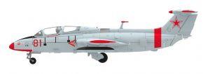 herpa 82MLCZ7213 Aero L-29 Delfin Soviet Air Force 59th Training Regiment Flugzeugmodell 1:72 kaufen