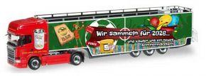 herpa 923408 Scania R TL Karnevalstruck 2016 LKW-Modell 1:87 kaufen