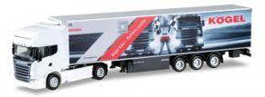 ausverkauft | herpa 924351Scania R TL 2013 Kühlkoffersattelzug KÖGEL LKW-Modell 1:87 kaufen