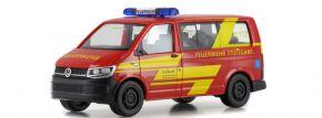 herpa 929295 VW T6 Bus Feuerwehr Stuttgart Blaulichtmodell 1:87 kaufen
