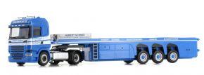 herpa 930741 Scania R 2013 Betonteileträgersattelzug Hubert Schmid LKW-Modell 1:87 kaufen