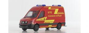 herpa 935302 Mercedes-Benz Sprinter Transporter Feuerwehr Stuttgart Blaulichtmodell 1:87 kaufen