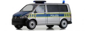 herpa 939713 VW T6 Bus Landespolizei Sachsen-Anhalt Blaulichtmodell 1:87 kaufen