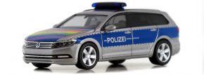 herpa 940351 VW Passat Variant B8  Polizei Lübeck  Blaulichtmodell 1:87 kaufen