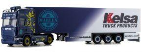herpa 940689 Scania R 2013 TL Kühlkoffersattelzug Heide Logistik Kelsa LKW-Modell 1:87 kaufen