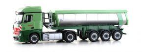 herpa 940719 Mercedes-Benz Actros Thermomuldensattelzug Geiger LKW-Modell 1:87 kaufen