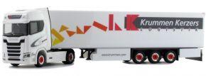 herpa 942003 Scania CS20  HD Kühlkoffersattelzug Krummen Kerzers LKW-Modell 1:87 kaufen