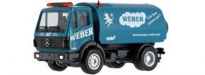 herpa 942768 Mercedes-Benz SK 94 Kehrfahrzeug Betonpumpen Weber LKW-Modell 1:87 kaufen