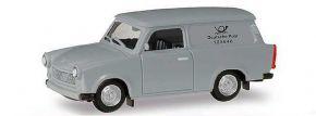 herpa 942782  Trabant 601 Universal Post grau Automodell 1:87 kaufen