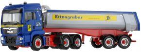 herpa 942805 MAN TGS LX  Rundmuldensattelzug Ettengruber LKW-Modell 1:87 kaufen