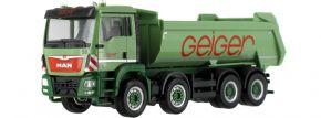 herpa 943413 MAN TGS M Euro6c Rundmuldenkipper 4achs GEIGER LKW-Modell 1:87 kaufen