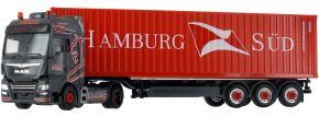 herpa 944625  MAN TGX XXL Euro6c Containersattelzug Oehlrich Hamburg Süd LKW-Modell 1:87 kaufen