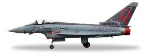herpa 580182 Eurofighter Typhoon Luftwaffe TaktLwG71 Richthofen Flugzeugmodell 1:72 kaufen