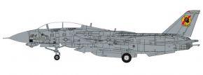 herpa 82TSMWTP002 Northrop Grumman F-14A VFA-2013 TOP GUN Iceman und Slider Flugzeugmodell 1:72 kaufen