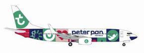 herpa 531450 Boeing 737-800 Transavia Peter Pan Flugzeugmodell  1:500 kaufen