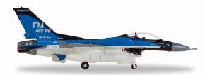 herpa 559119 Lockheed Martin F-16 USAF Florida Makos Flugzeugmodell 1:200 kaufen