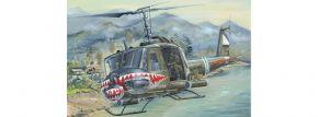 HobbyBoss 81806 Bell UH-1 Huey B | Hubschrauber Bausatz 1:18 kaufen