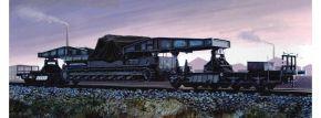 HobbyBoss 82906 Schienentransporter für Karl Gerät | Militär Bausatz 1:72 kaufen