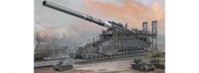 HobbyBoss 82911 Eisenbahngeschütz Dora 80cm K(E) | Militär Bausatz 1:72 kaufen