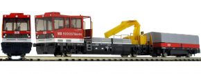 HOBBYTRAIN H23568 Gleiskraftwagen Robel Tm234 SOB   analog   Spur N kaufen