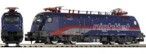 HOBBYTRAIN H2783 E-Lok BR1116 Nightjet ÖBB | DC analog | Spur N kaufen
