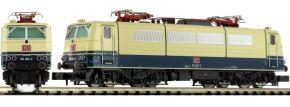 HOBBYTRAIN H2885 E-Lok BR 184, blau/beige, Museumslok DB | analog | Spur N kaufen