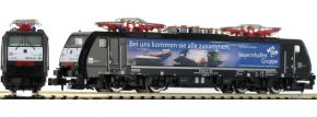 HOBBYTRAIN H2925 E-Lok BR 189 Bayernhafen MRCE | DC analog | Spur N kaufen