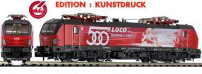 HOBBYTRAIN H3001 E-Lok Rh1293 Vectron 500 Loco ÖBB   analog   Spur N kaufen