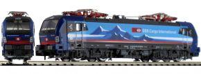 HOBBYTRAIN H3007 E-Lok BR 193 Vectron Alppiercer SBB Cargo   analog   Spur N kaufen