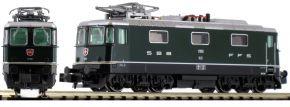 HOBBYTRAIN H3020 E-Lok Re4/4 II 1.Serie, grün | SBB | DC analog | Spur N kaufen