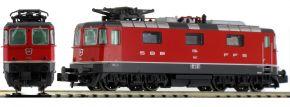 HOBBYTRAIN H3021 E-Lok Re4/4 II 1.Serie, rot | SBB | DC analog | Spur N kaufen