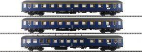 HOBBYTRAIN H43024 3-tlg. Set 2 Messezug Hannover DB | AC | Spur H0 kaufen