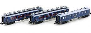 HOBBYTRAIN H22106 3-tlg. Set Nr.1 Personenwagen CIWL | Spur N kaufen