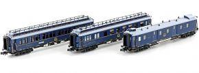 HOBBYTRAIN H22107 3-tlg. Set Nr.2 Personenwagen CIWL | Spur N kaufen