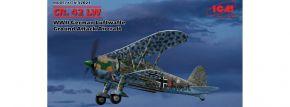 ICM 32021 Fiat CR.42 LW Luftwaffe | Flugzeug Bausatz 1:32 kaufen