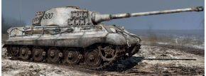 ICM 35363 Pz.Kpfw.VI Ausf.B Königstiger Henschel | Panzer Bausatz 1:35 kaufen