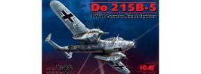 ICM 48242 Dornier Do 215 B-5 Nachtjäger | Flugzeug Bausatz 1:48 kaufen