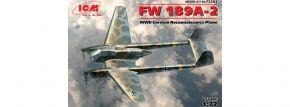 ICM 72292 Focke-Wulf FW 189 A-2  | Flugzeug Bausatz 1:72 kaufen